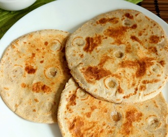 Recipe of Crispy Bhakri | How to Make Crispy Bhakri