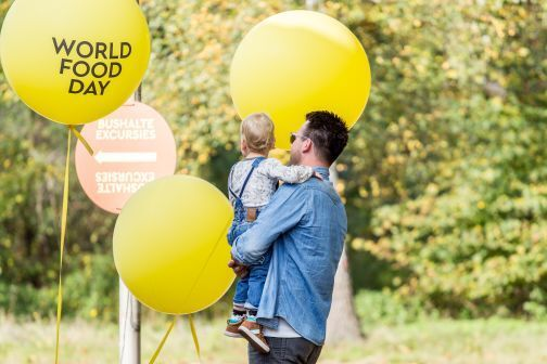 WEEKEND TIP: World Food Day Festival Den Bosch (gratis!)