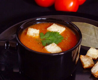 Tomato Soup Recipe | how to make tomato soup recipe