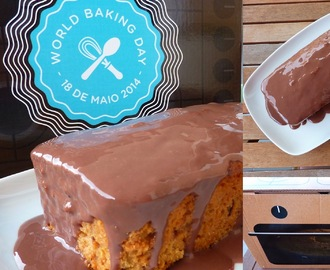 World Baking Day 2014: bolo de café com Moscatel