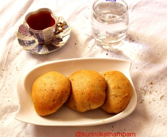 Whole Wheat Flour Herbal Bun