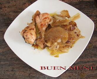 Recetas de cuartos de pollo al horno arguiñano - myTaste
