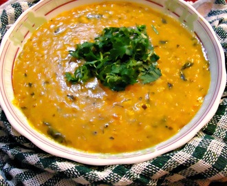 Restaurant Style Yellow Dal Fry