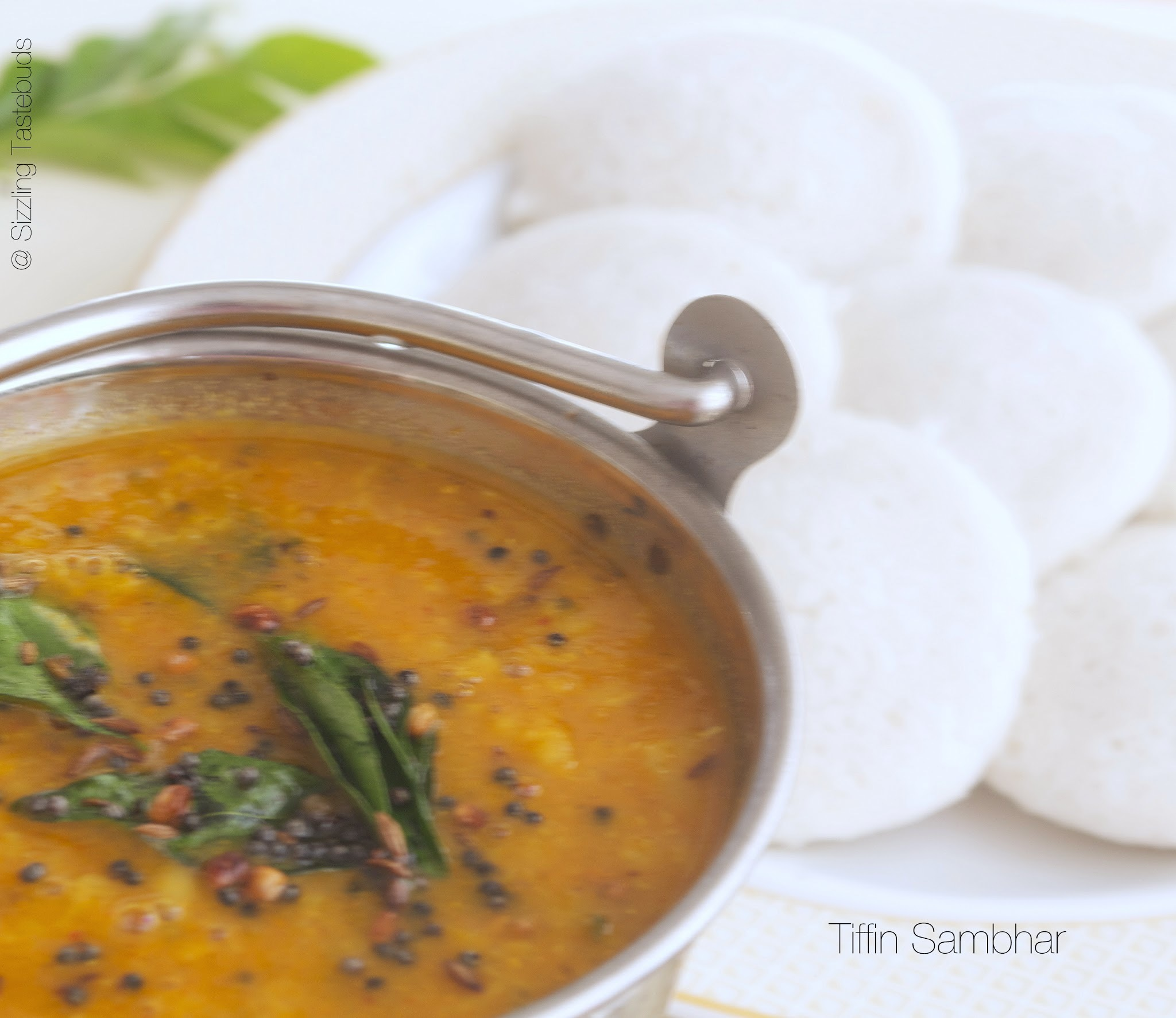 Hotel style Tiffin Sambhar | How to make Tiffin Sambhar
