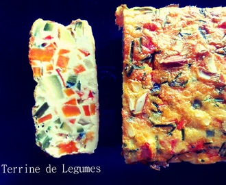 Terrine de Legumes - Meatless Monday #8