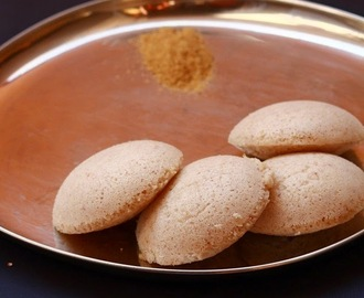 Brown Rice Idli / How To Make Soft  Idlis / Brown Rice Recipes