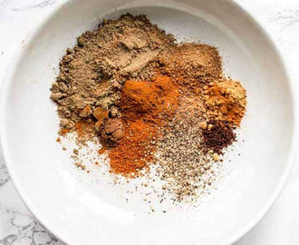 Homemade Garam Masala Seasoning