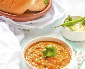 Pav Bhaji Recipe, How To Make Pav Bhaji