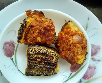 Stuffed Karela, Making the bitter gourd palatable