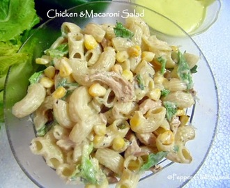 Chicken and Macaroni Salad