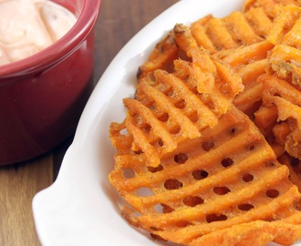 Alexia Waffle Cut Sweet Potato Fries