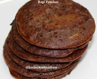 Ragi / Finger Millet Pancake | Finger Millet Recipes