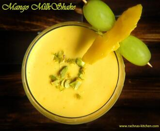 Mango Milkshake Recipe – Easy And Delicious For Fasting
