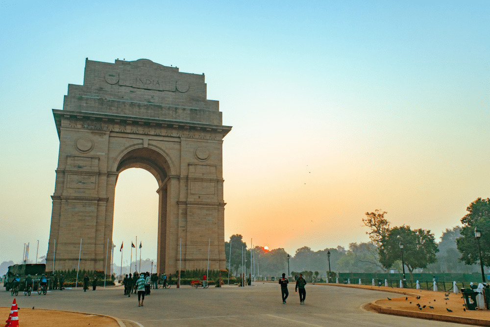 DELHI – HEART OF INDIA … ! !