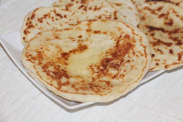 Pan naan: una deliciosa especialidad india