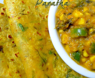 Methi Ka Paratha Recipe | Methi Roti | Methi Chapathi | How to make Methi Paratha