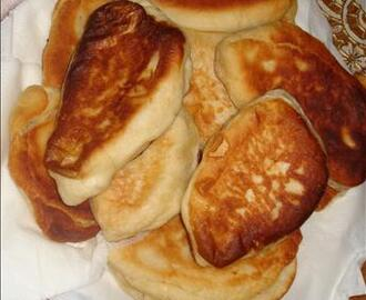 Russian Cheese Piroshki