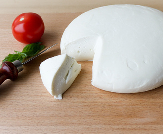 Mozzarella:  Urban Farm Handbook Challenge, March