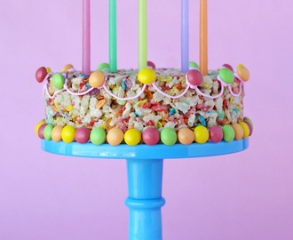 Fruity Pebbles Treats (Cake)