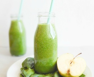 Healthy Spinach Smoothie | Green Smoothie | Detox Smoothie