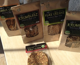 Raw Food Snacks!