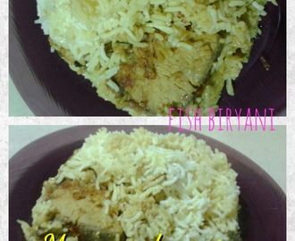 Bhatkally Fish Biryani  #mmr