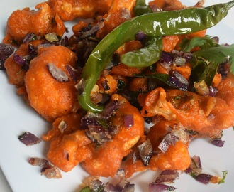 Gobi 65 recipe|Cauliflower 65 recipe restaurant style