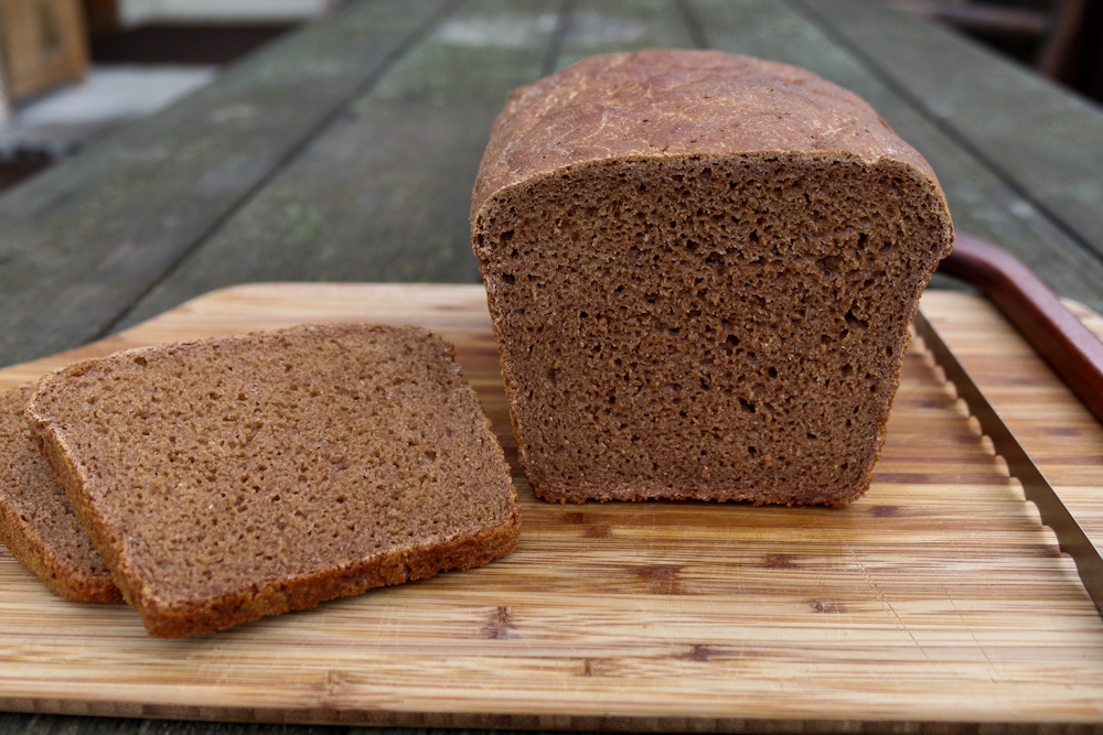 No Knead Overnight Rye Bread:  St. Patrick's Day Leftovers
