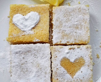 Delicious Coconut Lemon Bars