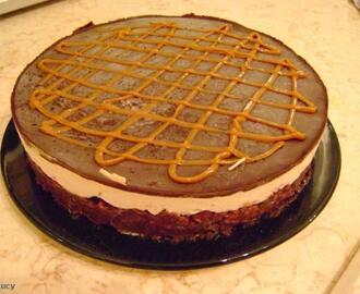 Torta de Chocolate Gelada