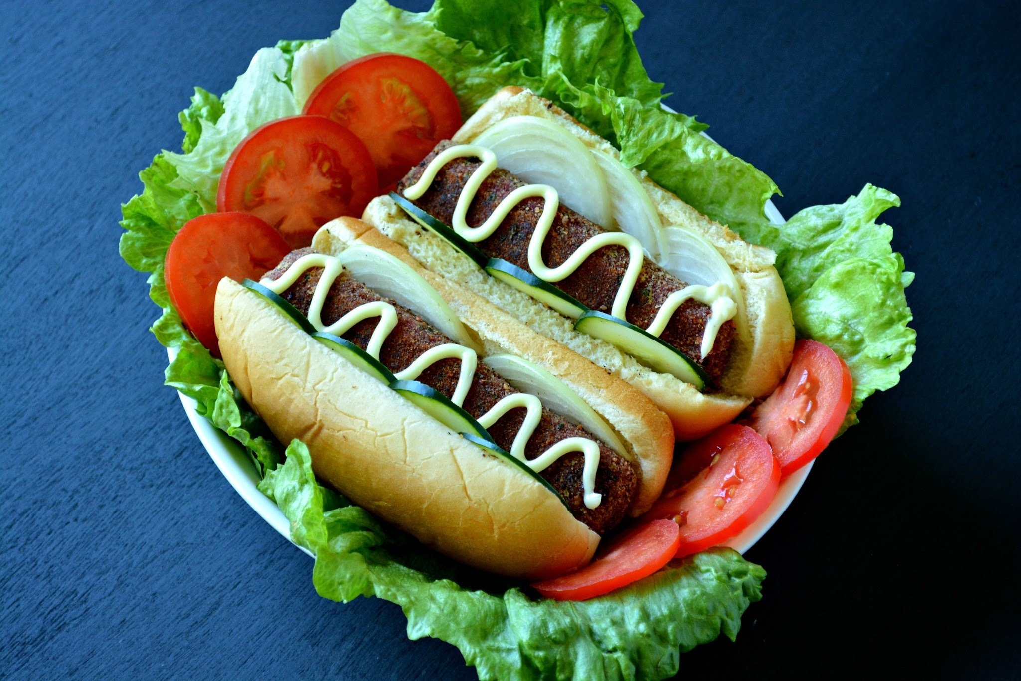 Vegan Veggie Dogs - Tastier, healthier than meat!