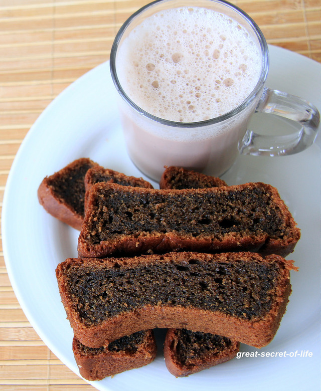 Coffee Cake - Eggless cake recipe - Eggless coffee cake recipe - No butter, No oil cake recipe