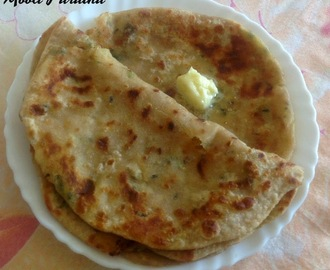 Easy Mooli Paratha Recipe | How to Make Mooli Paratha | Radish Paratha