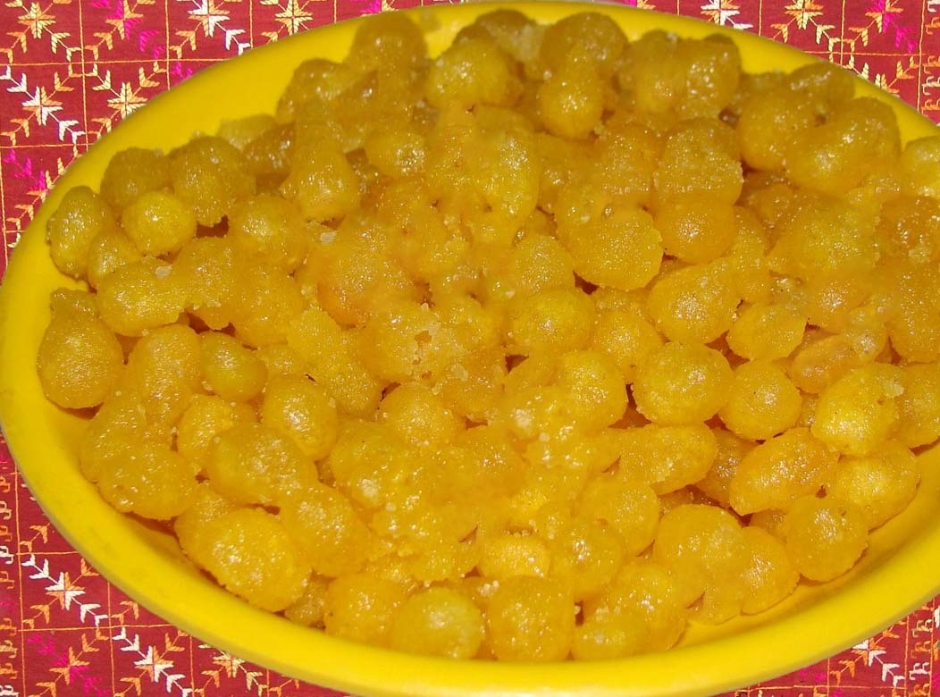 Sweet Boondi recipe | How To Make Sweet Boondi | Meetha Boondi