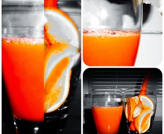 Beat the Heat - Carrot, Orange and Ginger Zinger