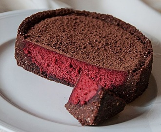 Red Velvet Cheesecake… Ovvero due torte in una