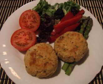 Oven Baked Thai Style Fish Cakes