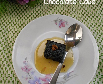 Chocolate Cake  (Cooker cake |Egg-less) | How to make Egg-less Chocolate Cake in Cooker