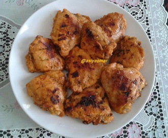 Pan Grilled Peri Peri Chicken – Home style (mild hot )