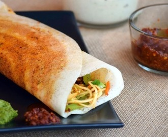 19 Weird And Versatile Dosa Recipes Of India-South Indian
