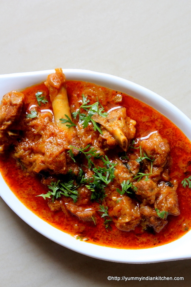 Mutton Gravy Recipe Spicy, How To Make Mutton Gravy