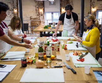 A day at Exeter Cookery School