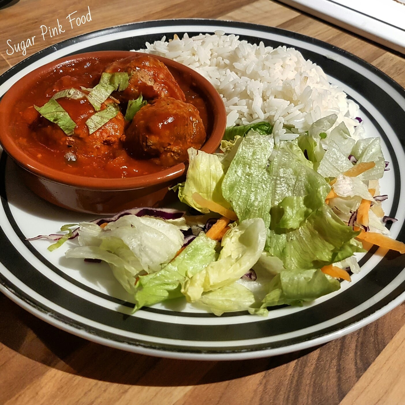 Slimming World Friendly Recipe: Slow Cooker Beef Meatballs in Tomato & Maple Sauce