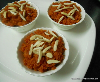 How To Make Gajar Ka Halwa , Gajar Ka Halwa Recipe