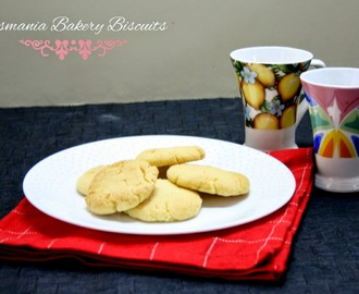 Osmania Biscuits | How to make Karachi Style Bakery Biscuits