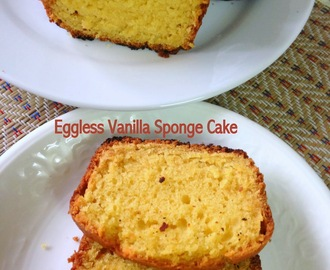 Basic Sponge Cake and Choco-Vanilla Marble Cake | Day 10 of Fire up you oven Baking Marathon