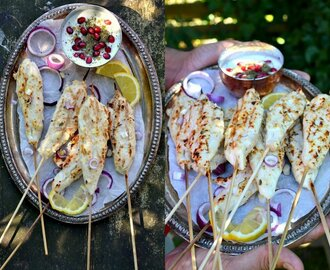Serial Griller: Chicken Malai Kebabs