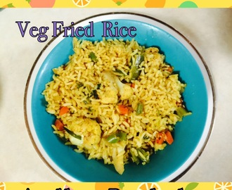 TOFU VEG FRIED RICE