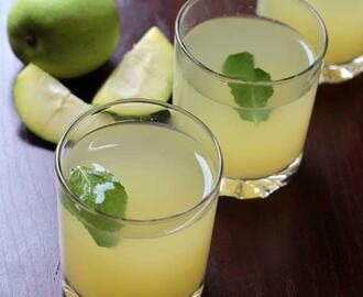 Raw Mango Juice | Aam ka Panna Recipe