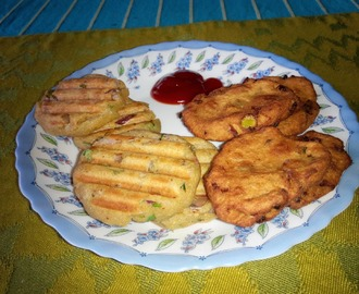 All Flour Vada || Vada with All Flours